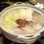 なむさん - なむさん鍋 ¥2200