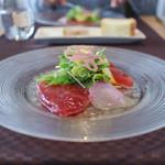 クッチーナメッセ - マグロのサラダ仕立て☆