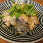 糀 やまき - 根菜の酒粕煮