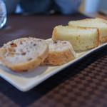 クッチーナメッセ - 自家製パン☆