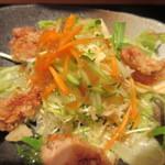 神戸COCCO - 唐揚げサラダ