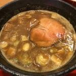 44908975 - 白湯スープ(具材)