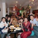 タイ料理サバイ・サバイ - 2周年パーティー