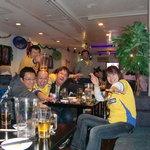 タイ料理サバイ・サバイ - ベガルタが勝った日はビールがウマイ♪