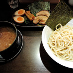 麺屋 こやす - 特製つけ麺(大)990円