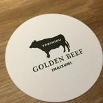 GOLDEN BEEF -