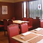 香港海鮮料理 季し菜 - テーブル席
