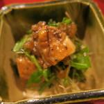 たまゆら - 27年11月 牡蠣燻製 サラダ仕立て