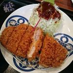 とんかつ まい泉 - 「茶美豚ロースかつ膳 ご飯大盛り」 1,630円