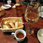 マリスコ - 白ワイン & お通し(2015年11月)
