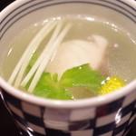 小笹寿し - 潮汁
