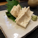 幸寿司 - 京都の湯葉
