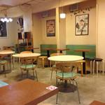 カフェ・ド・キネマ - 店内