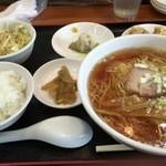 中国料理 玄武 - Aセット