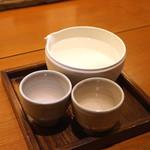 玄挽蕎麦 NAGARA - 而今 特別純米
