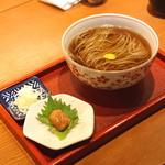玄挽蕎麦 NAGARA - 梅かけ