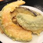 魚食堂たわら - 野菜天ぷら