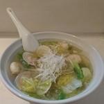 44925000 - ハマグリと海老の湯麺(らの道達成者限定)