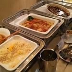 ラ・ベランダ - 炒飯、麻婆茄子など