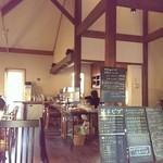 野山の食堂 - 店内