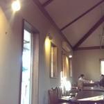 野山の食堂 - 店内風景