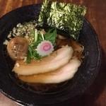 44927325 - 醤油くん玉らぁ麺