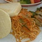 スローライフトミーズ - 日替わりのお料理アップ