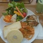 スローライフトミーズ - 日替わりのお料理全貌