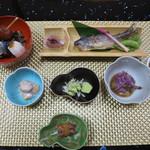 割烹つたや - 料理写真:郷土料理「あがらしゃれ」3,000円