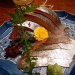 4493015 - 高級魚 シマアジ刺身