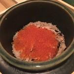 44930791 - いくら釜飯ご飯