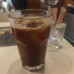 44932257 - セットのドリンク。アイスコーヒーを選択