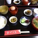 44932751 - 11月の朝食500円