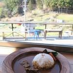 Cafe はまぐり堂 - 鹿カレー