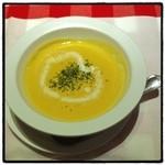 44934318 - スープ                       Aセットの一品
