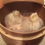 ABRACADABRA博多薬膳鍋 - トリュフ小籠包