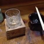 塩田屋 - ドリンク写真:旨い酒