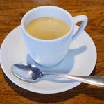 ア・ヴォートル・サンテ・エンドー - コーヒー