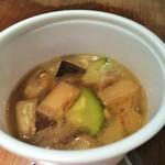 マドッシュカフェ - スープ