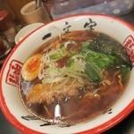 函館麺や 一文字 - 醤油