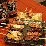 串揚げと炭火焼 串亀 - 料理写真: