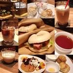 カフェプロフーモ - 焼肉あとの別腹(◞ꈍ∇ꈍ)◞