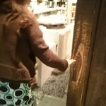 花串庵 - 旧家のお勝手口の様な入り口