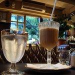 珈琲 ん - アイスコーヒー