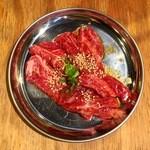 ホルモン焼肉 味慶亭 - ロース