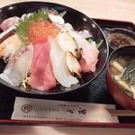 44943121 - 海鮮ちらし丼2,000円(税込)