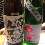 SAKESTAND shibuya dogenzakaue - 2015.11  2回目