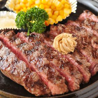 【厳選食材】素材の滋味旨味溢れ出す自慢の肉料理