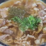 串カツ田中 - 肉吸い【2015年11月】