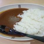 無添くら寿司 - すしやのシャリカレー<税込>378円(2015.11.27)